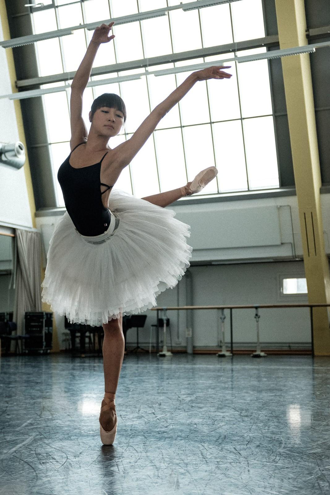dramatic ballet post in studio staatsballett berlin