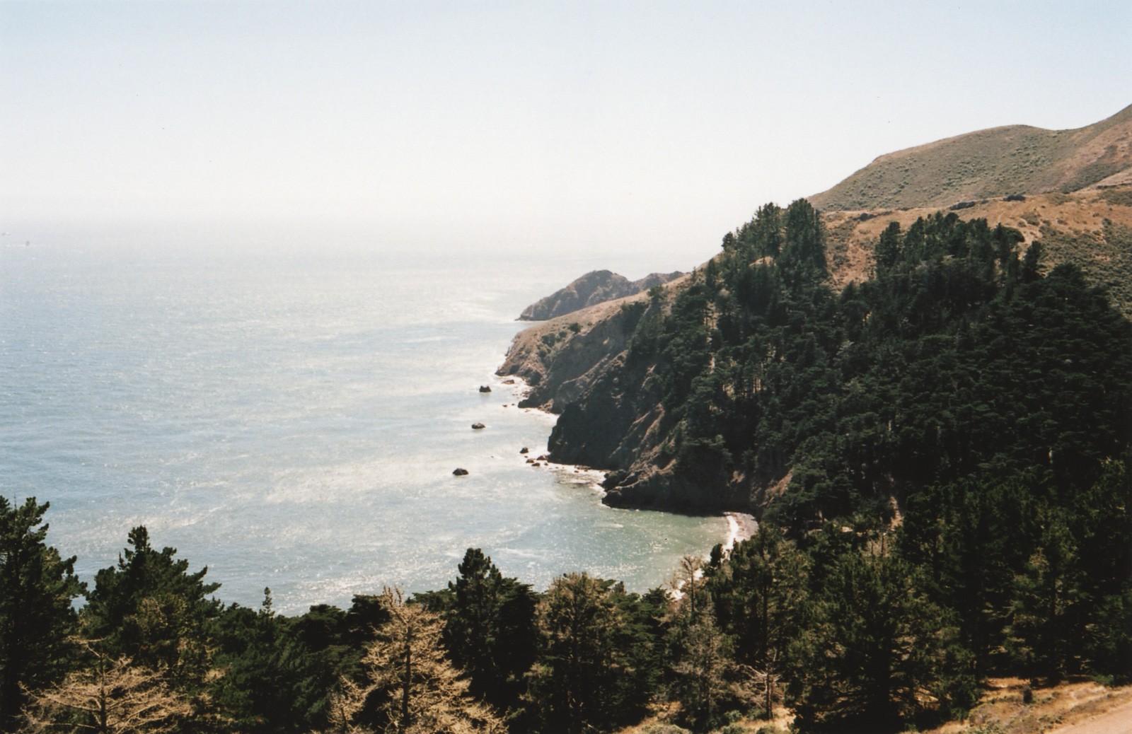 california coast san francisco roadtrip